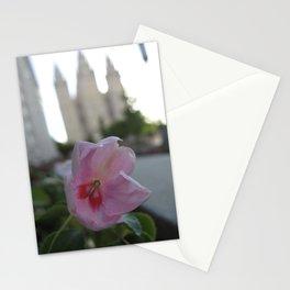 Salt Lake Temple Stationery Cards