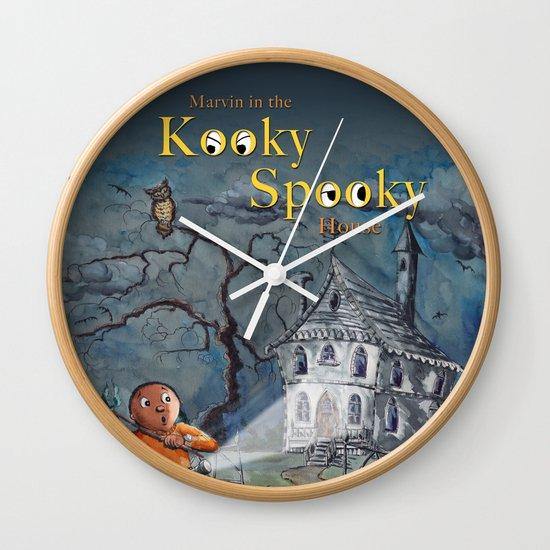 Marvin in the Kooky Spooky House by starfieldstories