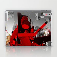 Essence Of Life · Zwischenwelten · Transfer & Dream bw Laptop & iPad Skin