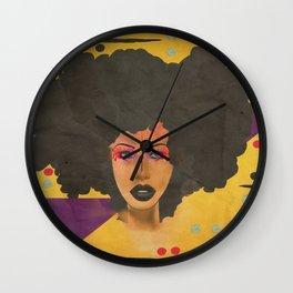 SHERO Wall Clock