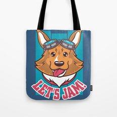 Let's Jam! Tote Bag