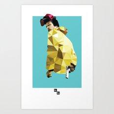 Jessie Pinkman // Breaking Bad Art Print