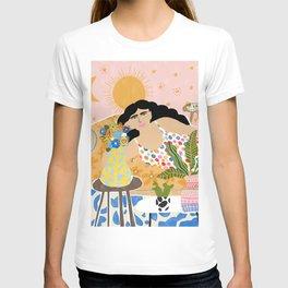 Cozy saturday evening T-shirt