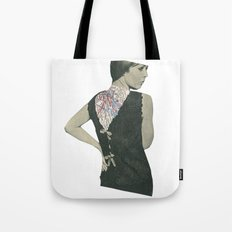 No Walk Over Tote Bag