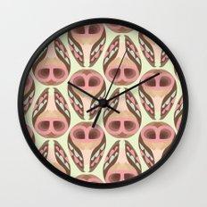 The owls go Wall Clock