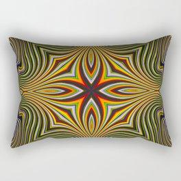 Tribalism 3 Rectangular Pillow