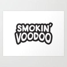 Voodoo Art Print