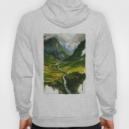 The Hidden Valley (original) Hoody