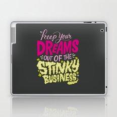Stinky Business Laptop & iPad Skin