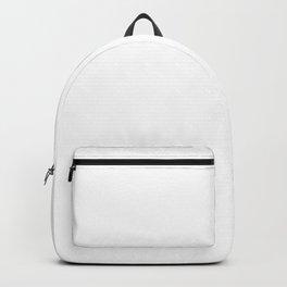 Geometric Hamsa Hand Backpack