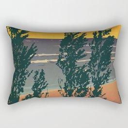 Pinery Provincial Park Poster Rectangular Pillow