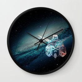 Galactic Gundam RX Wall Clock