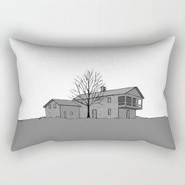 Button's Inn Rectangular Pillow