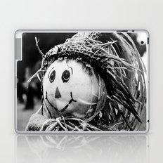 Scarecrow face Laptop & iPad Skin