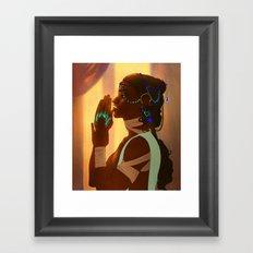 Soothsayer Framed Art Print