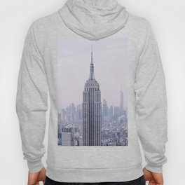 Empire State Building – New York City Hoody