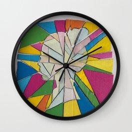 Fragments 2 Wall Clock