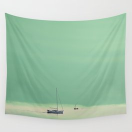 Smell the sea and feel the sky Wall Tapestry