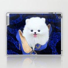 Blue Manolos Laptop & iPad Skin