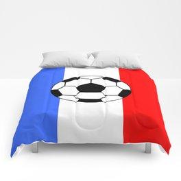 France Foot Comforters