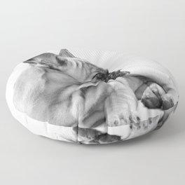 FrenchBulldog Puppy Floor Pillow