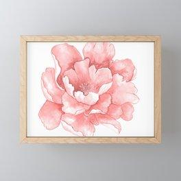 Beautiful Flower Art 21 Framed Mini Art Print