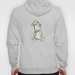 Snowman Hoody