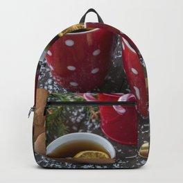 Picture Christmas Heart Tea Lemons Mug Food Spoon  Backpack