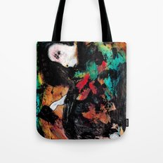 Trapped in the Thought Prison Tote Bag