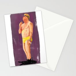 Sexy Beast  Stationery Cards