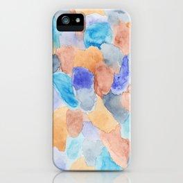 Seaglass Mosaic iPhone Case
