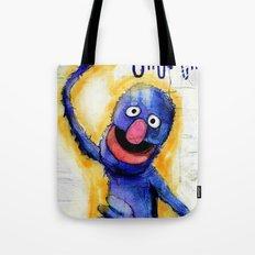 I Am Grover Tote Bag