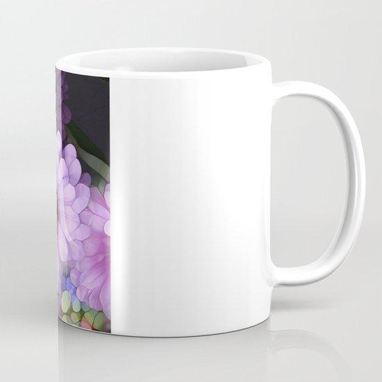 Daisies from the Galaxy Mug
