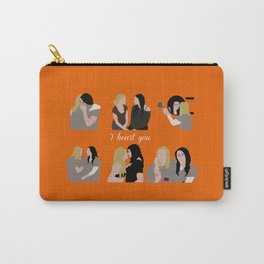 I Heart You OITNB Carry-All Pouch