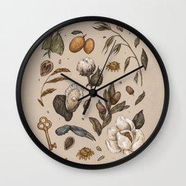 Georgia Nature Walks Wall Clock