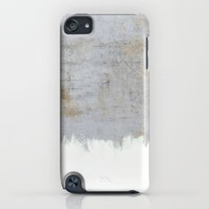 Painting on Raw Concrete Slim Case iPod touch