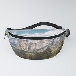 Yosemite California Fanny Pack