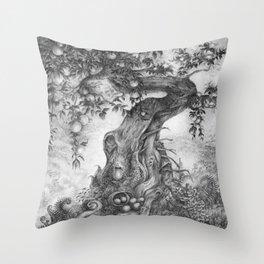 Fruited Throw Pillow