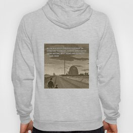 Science and Technology Quote Carl Sagan Hoody