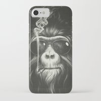 fashion iPhone & iPod Cases featuring Smoke 'Em If You Got 'Em by Dr. Lukas Brezak