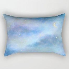 Cloudy Skies Rectangular Pillow