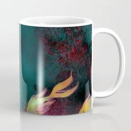 Glowing Fish Coffee Mug