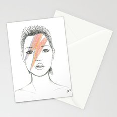 Moss X Bowie Stationery Cards