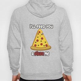 Eat Me Pizza Hoody