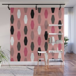 Colima - Pink Wall Mural