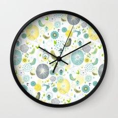 Spring Spirit Wall Clock