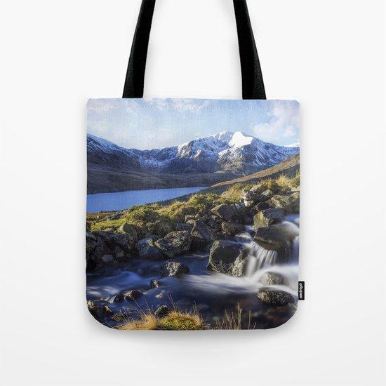 Glyder Fawr Range Tote Bag