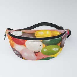 Cool colorful sweet Easter Jelly Beans Candy Fanny Pack
