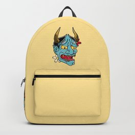 Hannya Mask Backpack