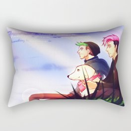 Markiplier and Jacksepticeye - Dreamers Rectangular Pillow